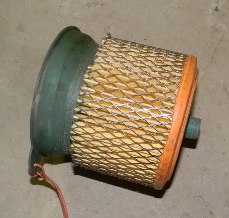 Воздушный фильтр на урал своими руками 96