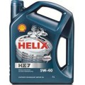 Shell HX7 (Plus) 5w-40 SM/CF 4л.